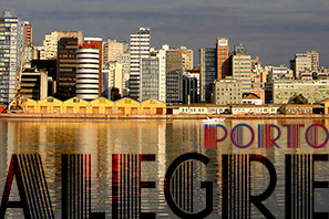 Hotels und Apartments in  Porto Alegre/Brasilien