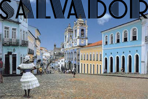 Hotels und Apartments in Salvador/Brasilien